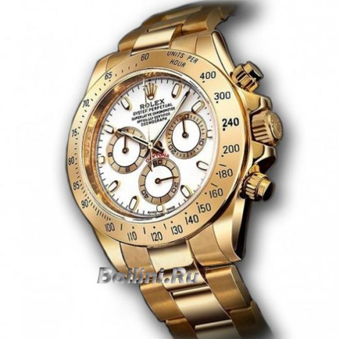 Rolex daytona. Наручные часы известных